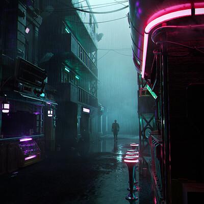 Mizuri night street