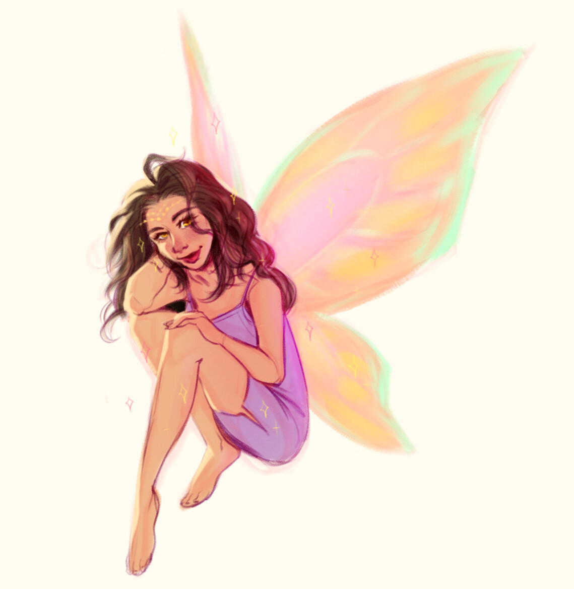 Alaskan Fairy