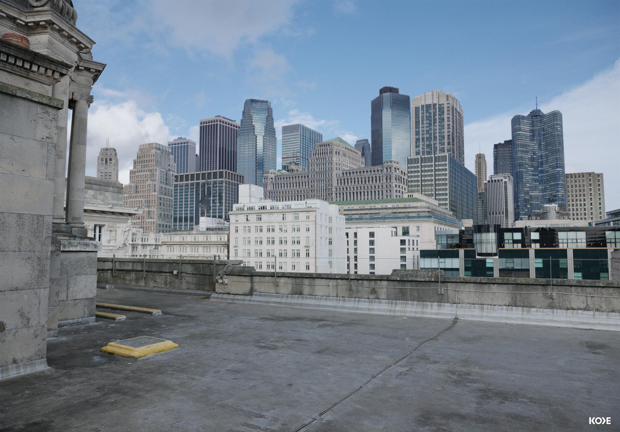Rooftop DMP