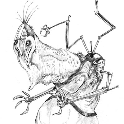 Darren strecker alienpencil