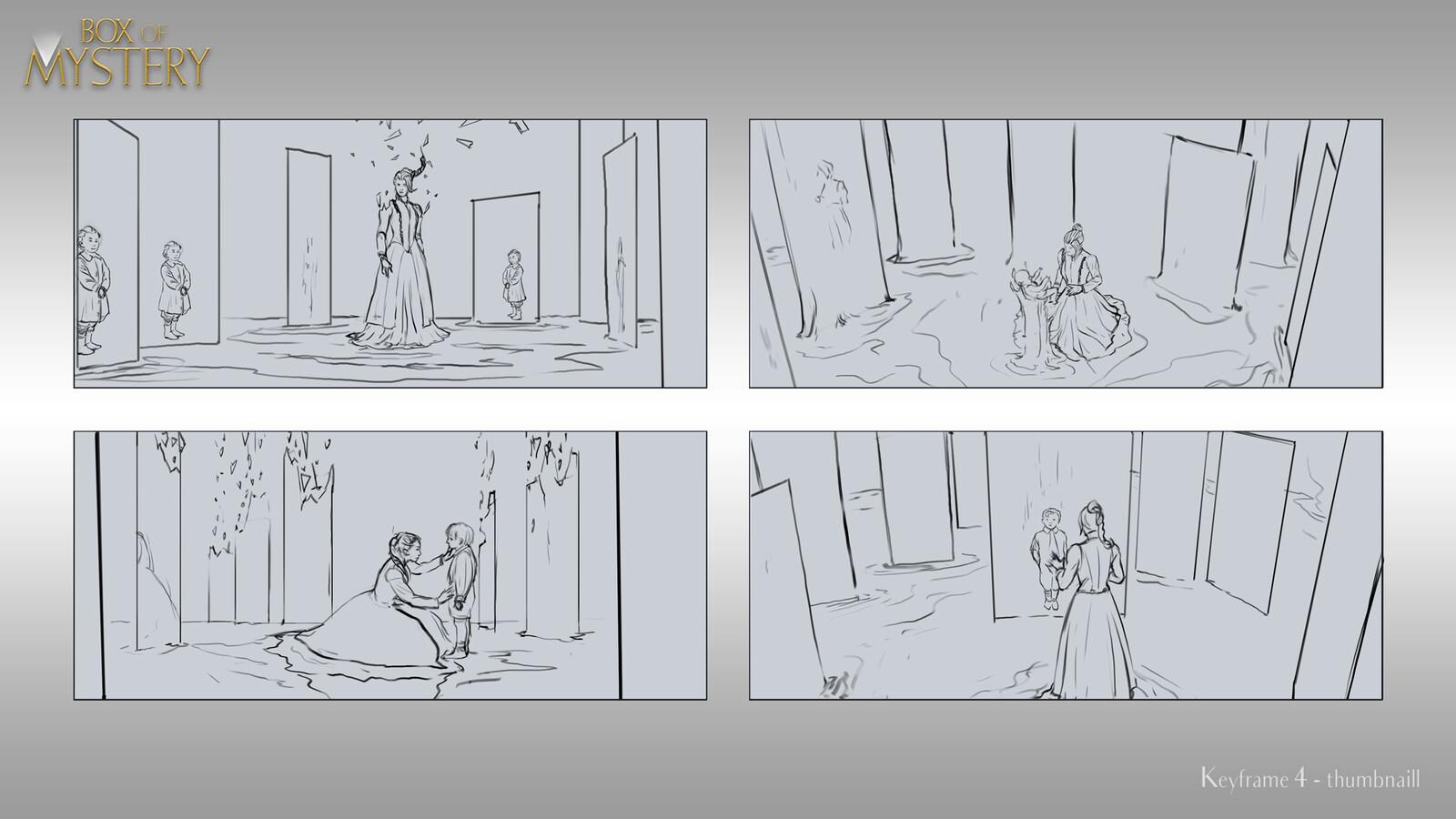 Keyframe 4 Sketches