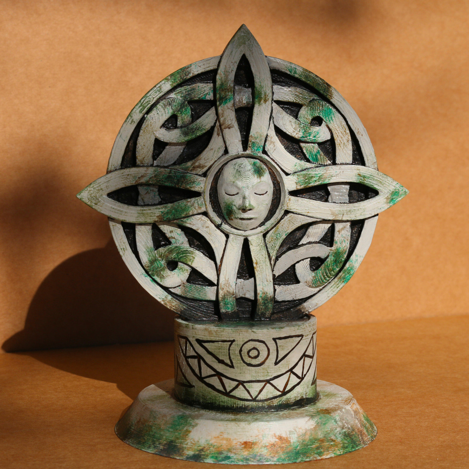 Shrine of Mara 3D print
