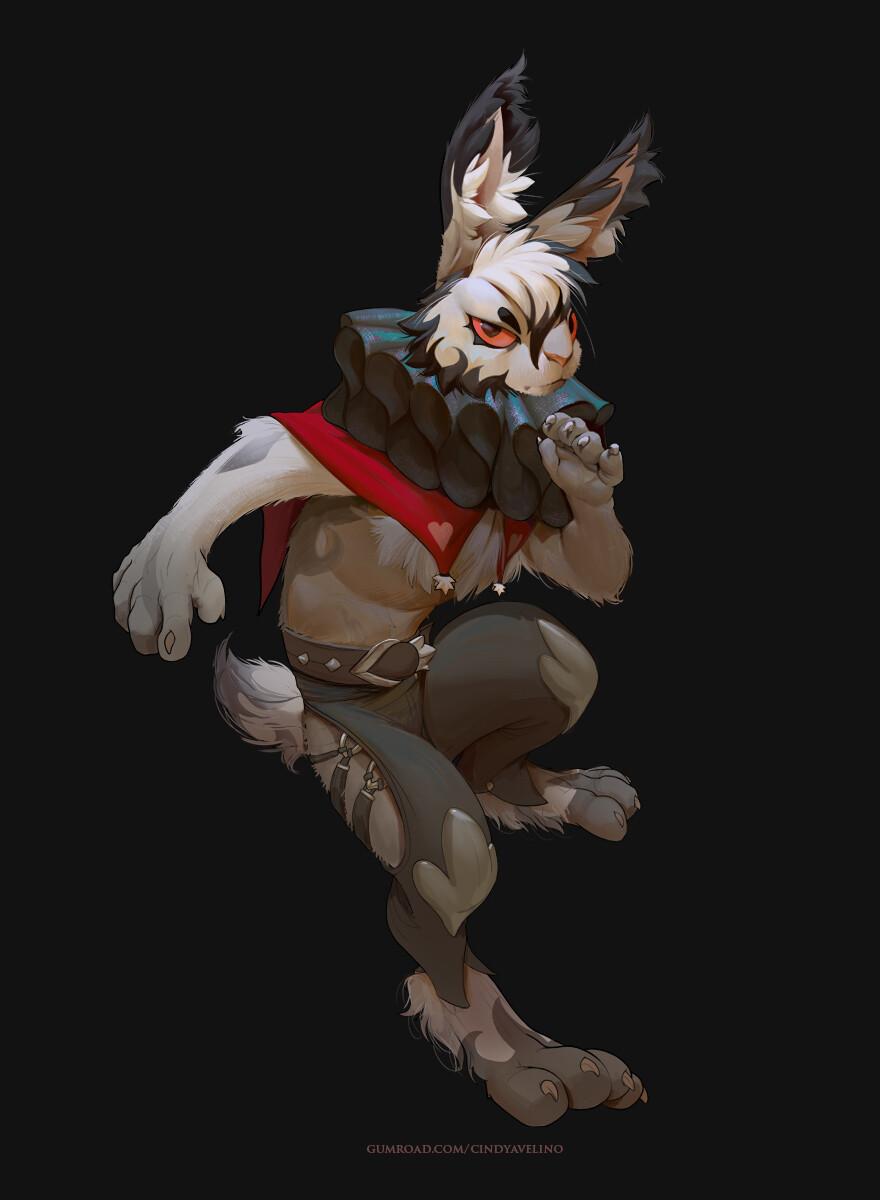 Rabbitfolk, Ratfolk and Ox