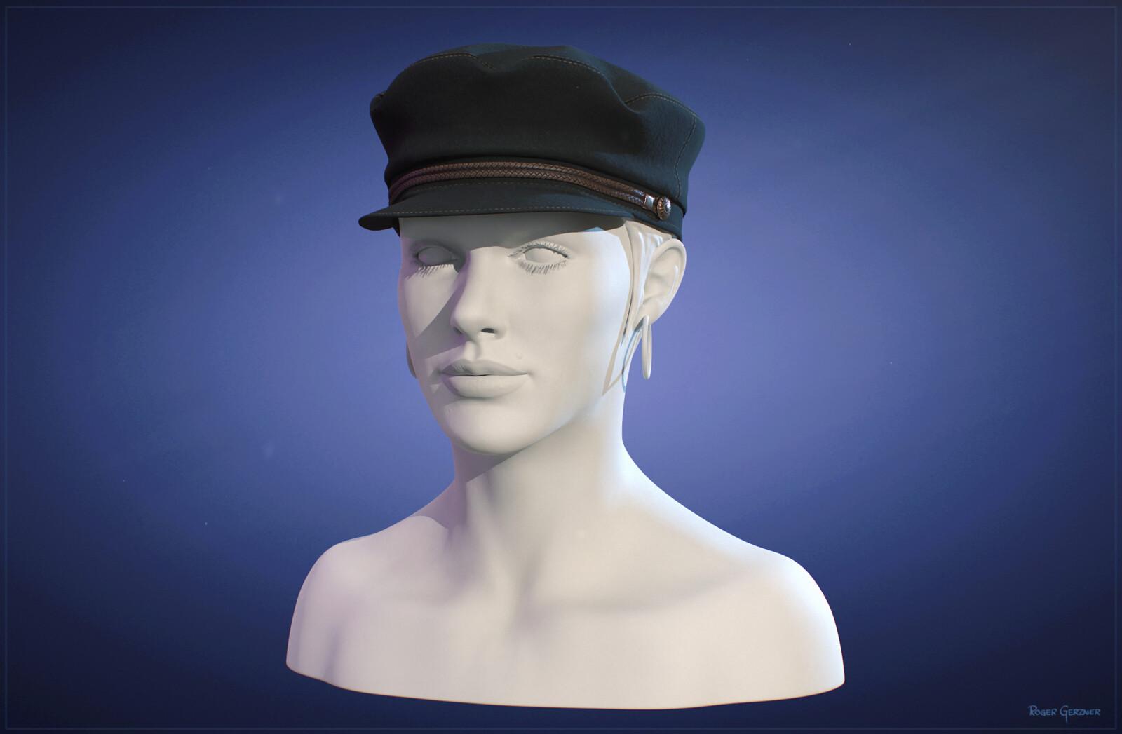 Greek Fiddler Cap