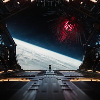 Mizuri space invasion