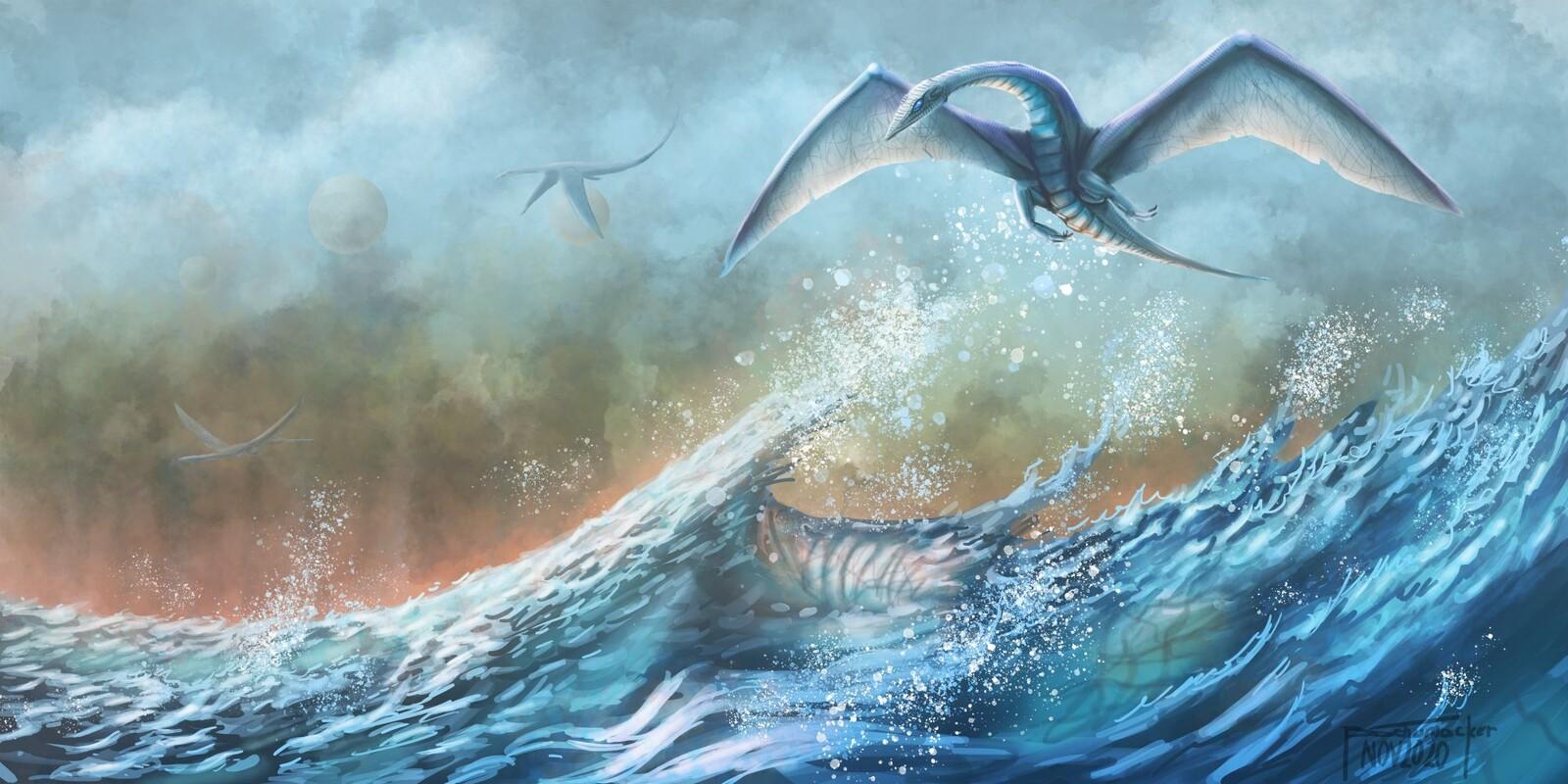 Alien Ocean