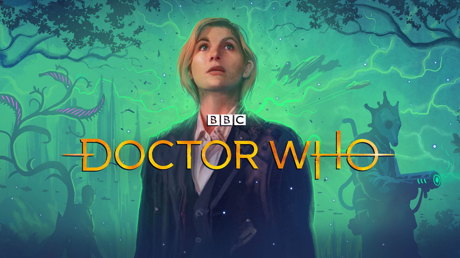 Dr Who - Worlds Apart