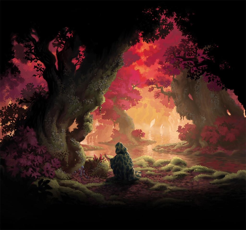 The Wormworld Saga - Chapter 3, Panel 34