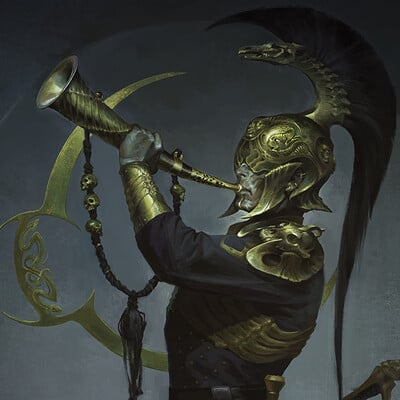 Yang j warhorn