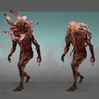 Josh durham creature sketches
