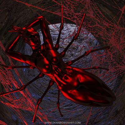 Dean bowen arachnid by dean bowen preview