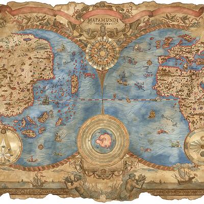 Francesca baerald fbaerald columbusmap puydufou