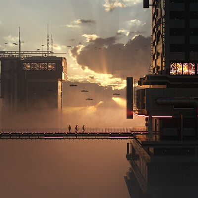 Mizuri cloud city