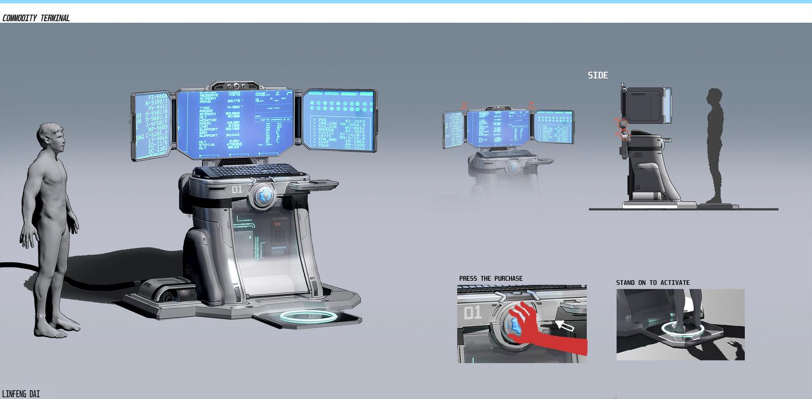 Interactive Computer
