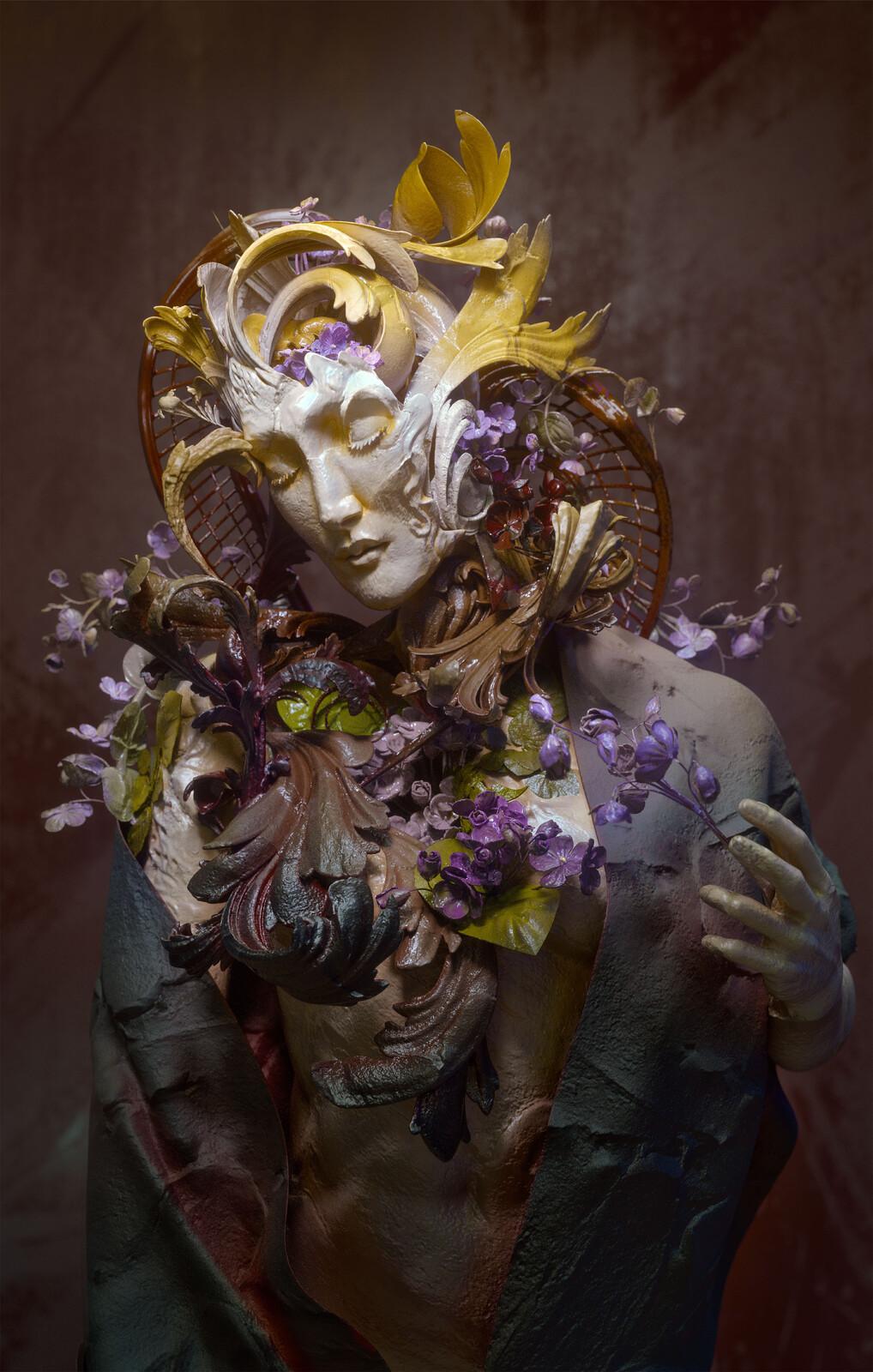Flowers - Viola
