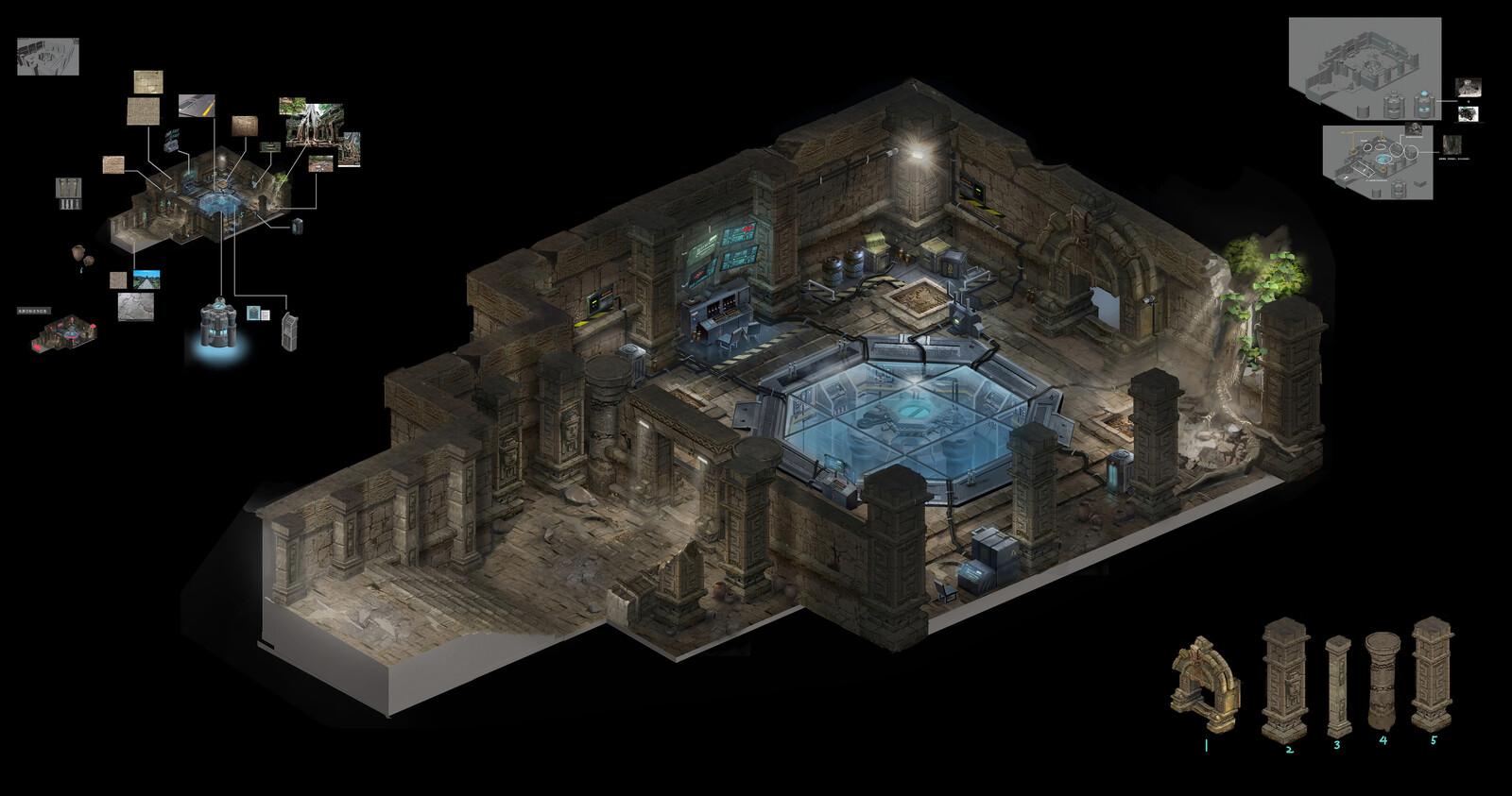 RPG Map Design 02