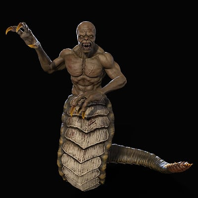 Sergey abanin reptilian 008