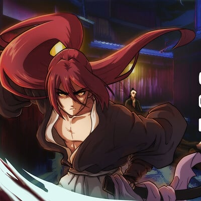 Charly animestation kenshin con redes
