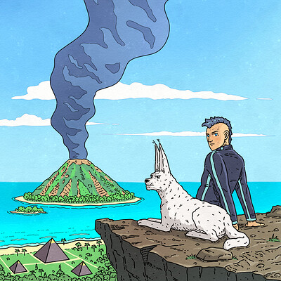 Lasteraamatu Illustratsioon