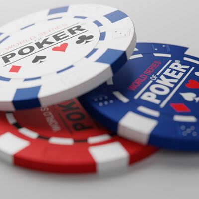 Rafael a pena maduro poker chips