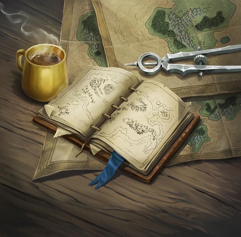 Cartographers Journal
