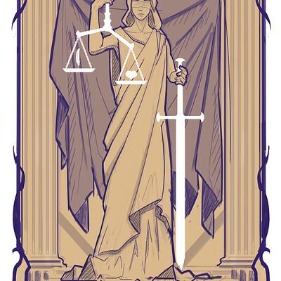Arnesson art thomas hugo justice 4