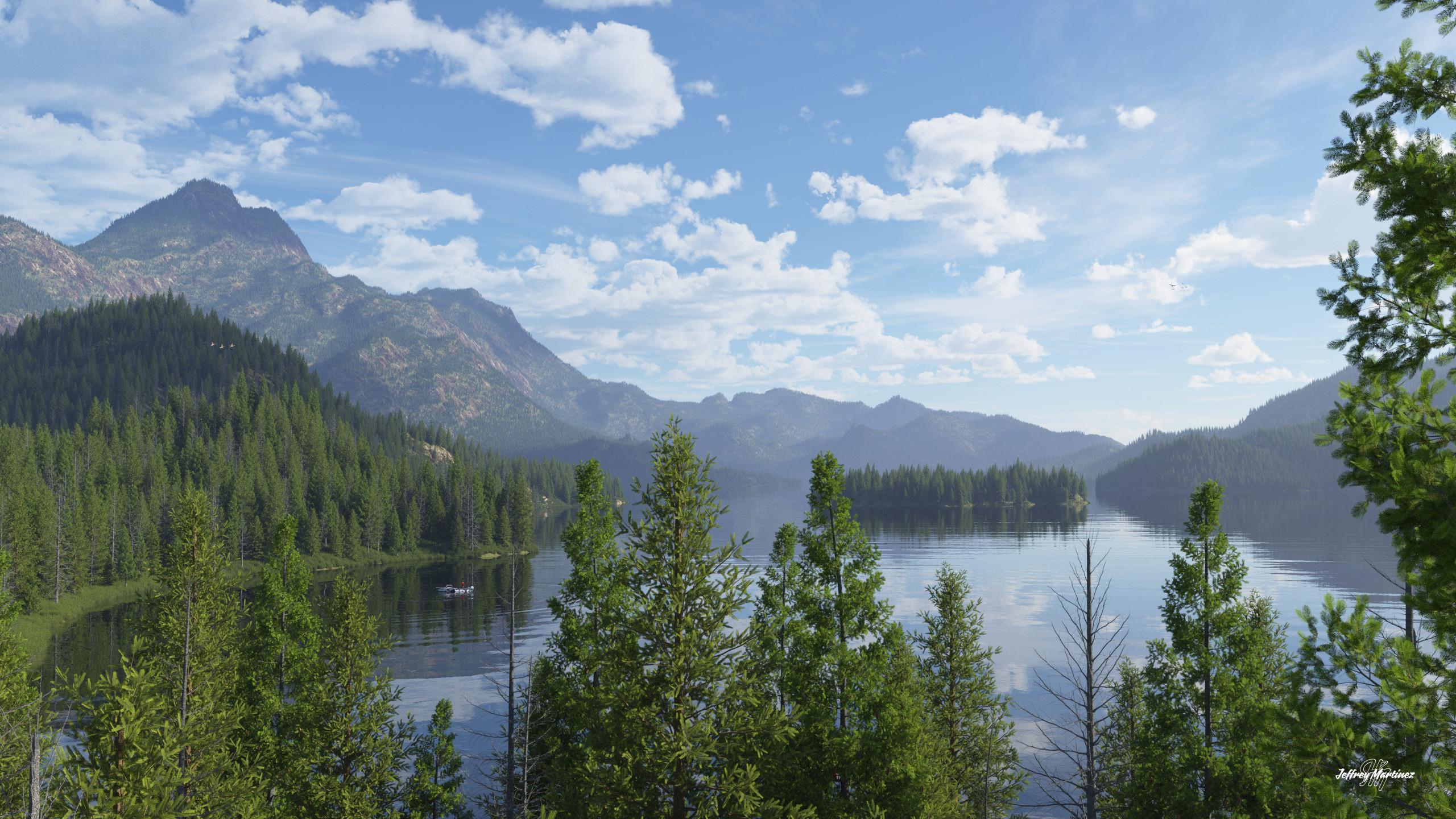 Miller's Lake 20210503TG