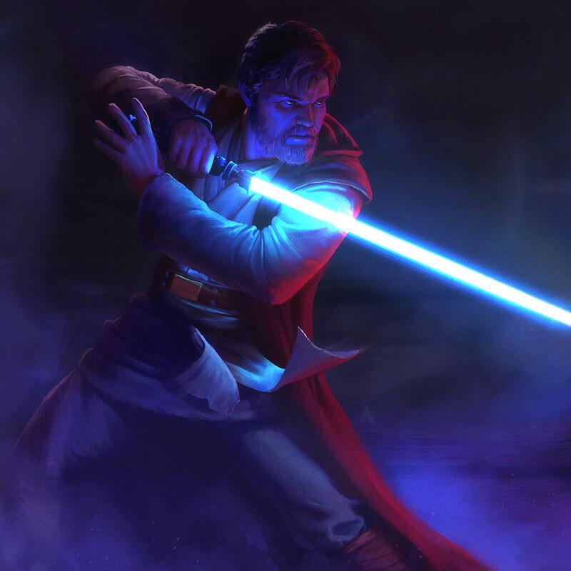 Twin Suns: Obi Wan