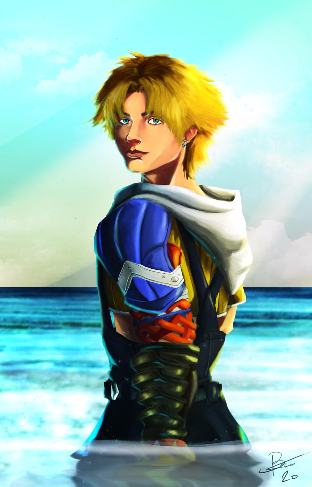 Final Fantasy Tidus