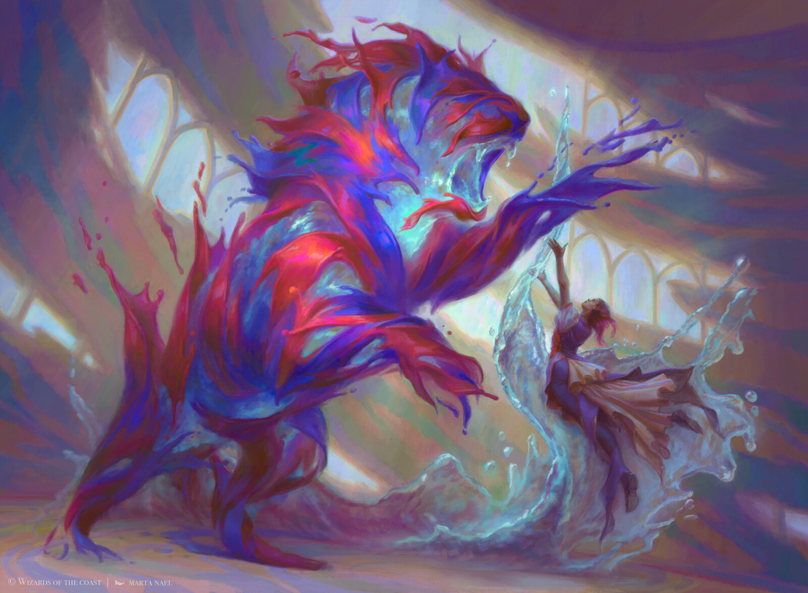 Magic: the Gathering - Elemental Summoning