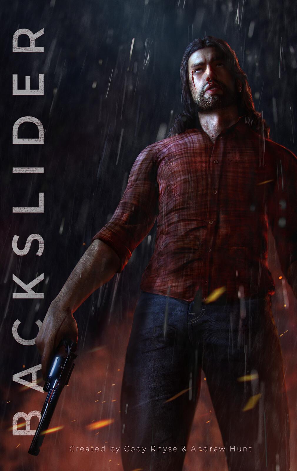 Backslider Alternate cover