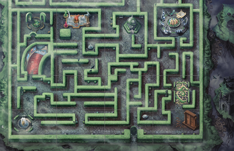 Labyrinth of Nefras