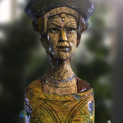 Surajit sen livill digital sculpture surajitsen may2021al