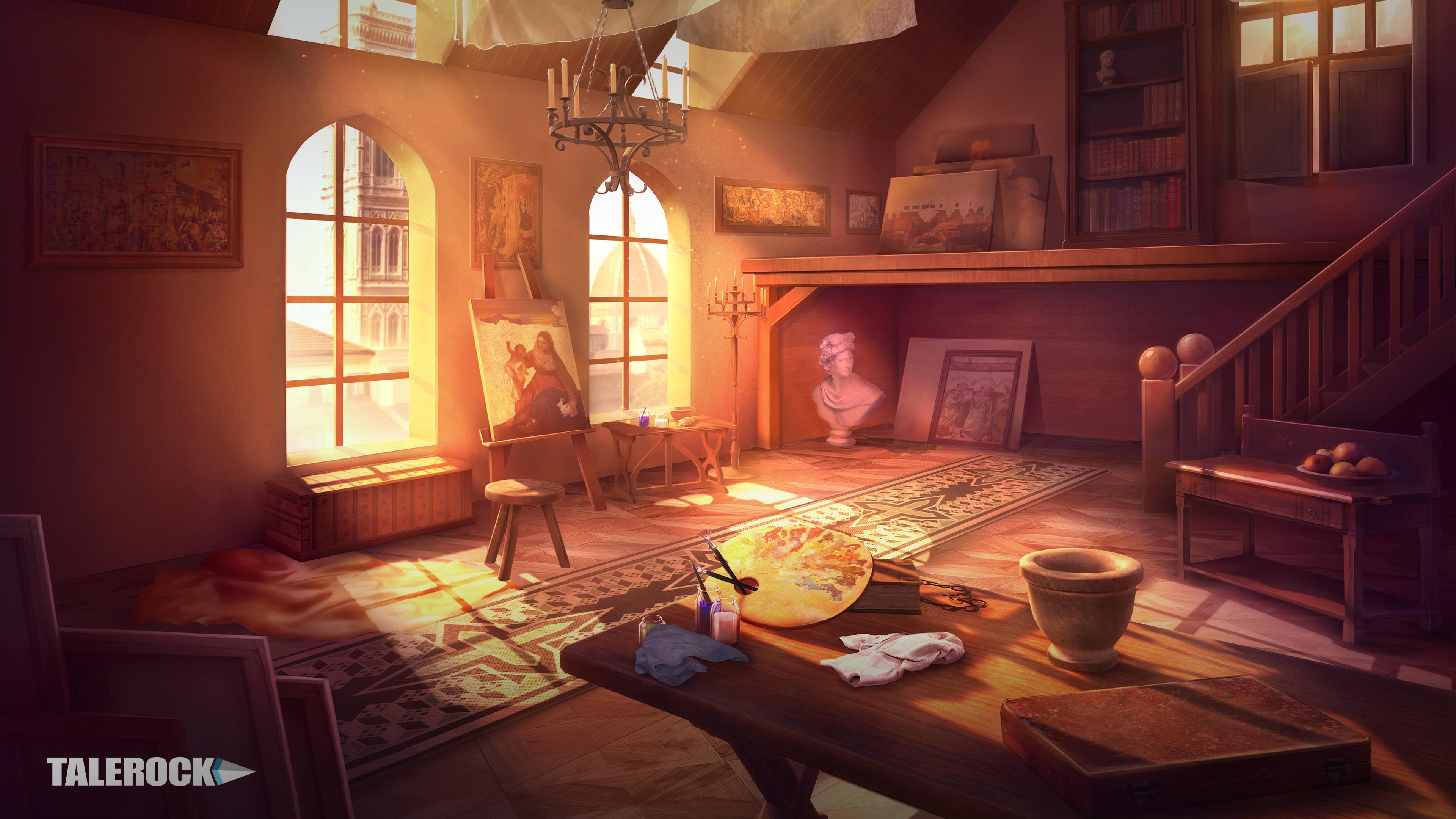 Artist's Room