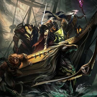 Aj ramos voyage4