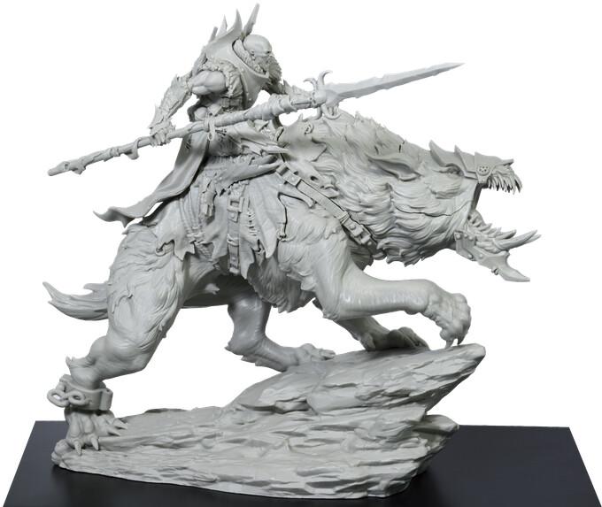 High quality resin model