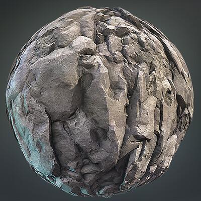R33k rock sculpted textures