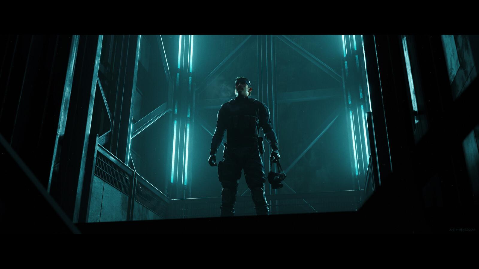 Metal Gear Solid Remake - Fan Concepts