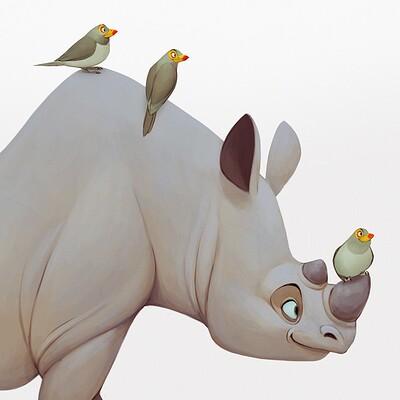 Arjun somasekharan rhino