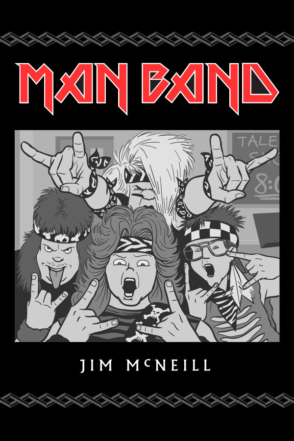 MAN BAND Chapter One