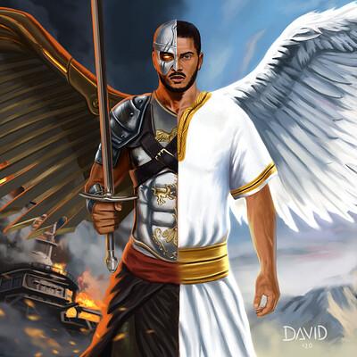 David okon book cover illustration psd 2