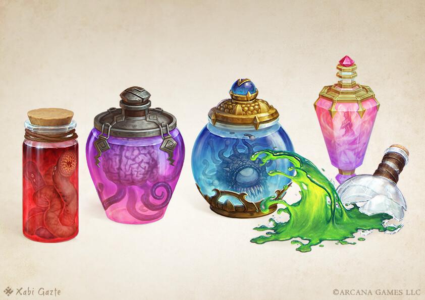 [Fantasy Familiars] - Alchemist