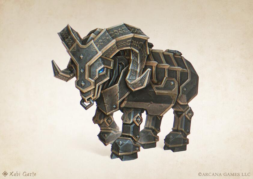Siegemetal Ram