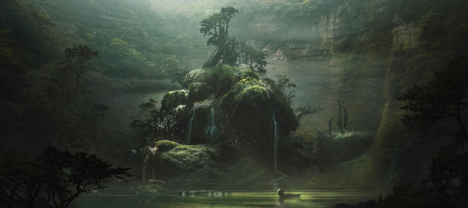 Magic forest 002