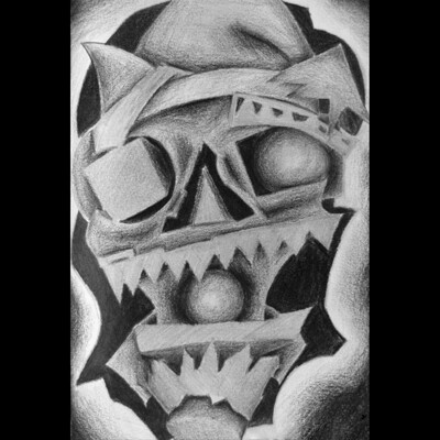 Daniel melendez boelian shape of the skull by daniel melendez 2006