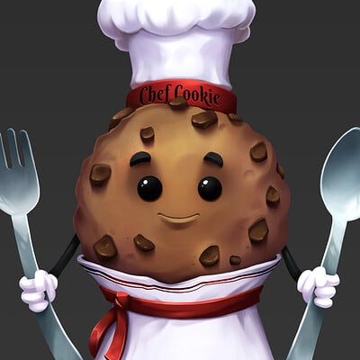 Cookie Character