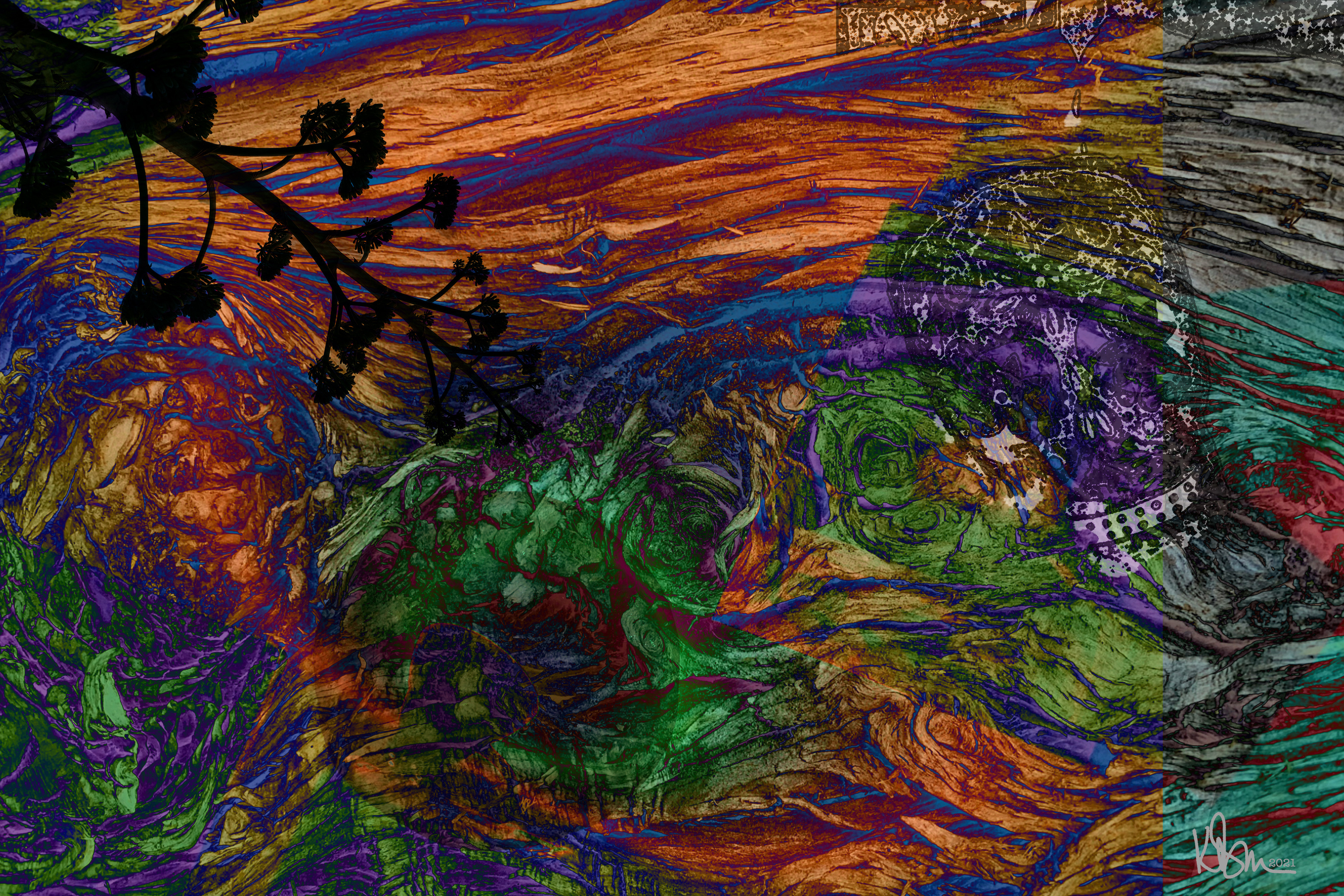 Pillow Dragon :: Channeled Multidimensional Art :: Unknown Energy