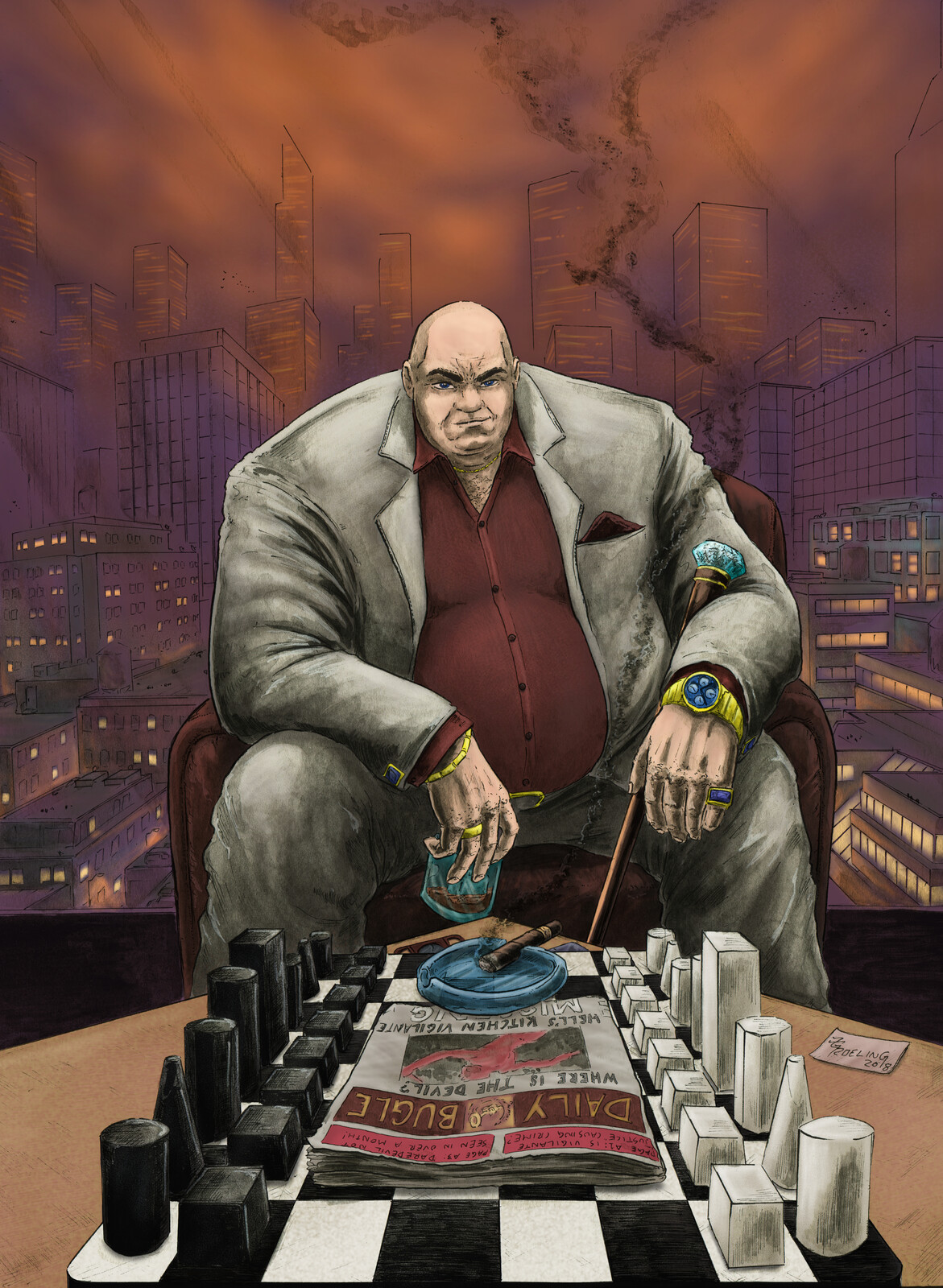 Kingpin - Marvel Comics