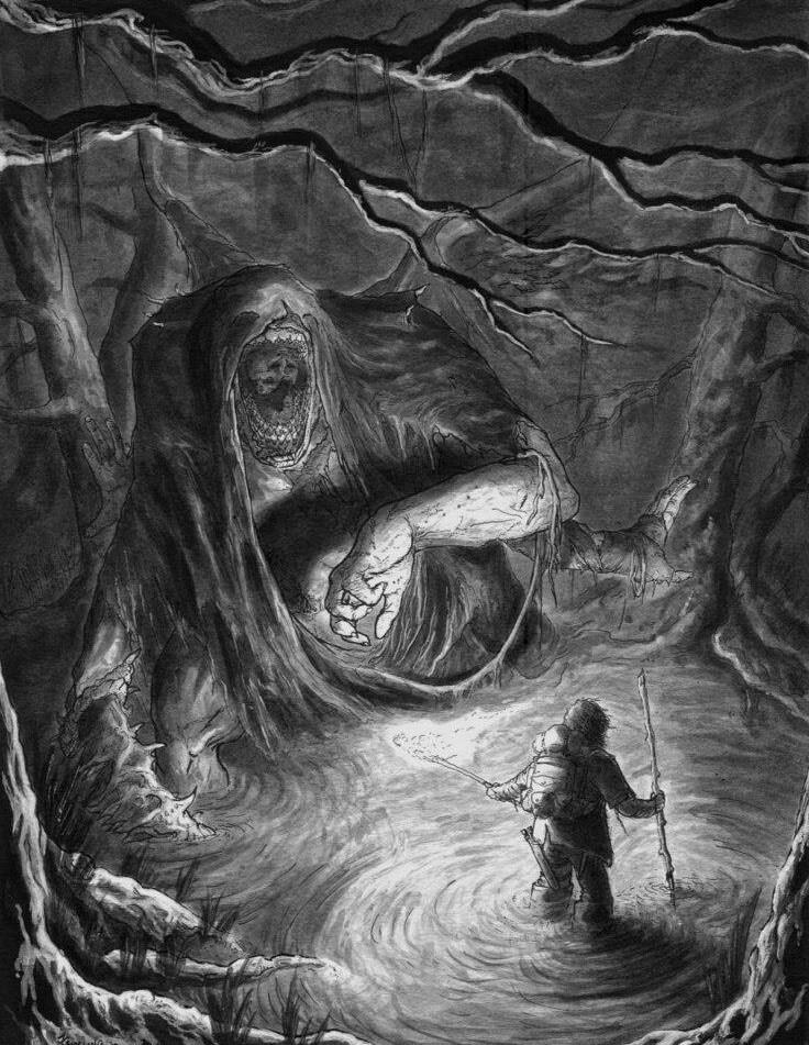 Encountering Fear
