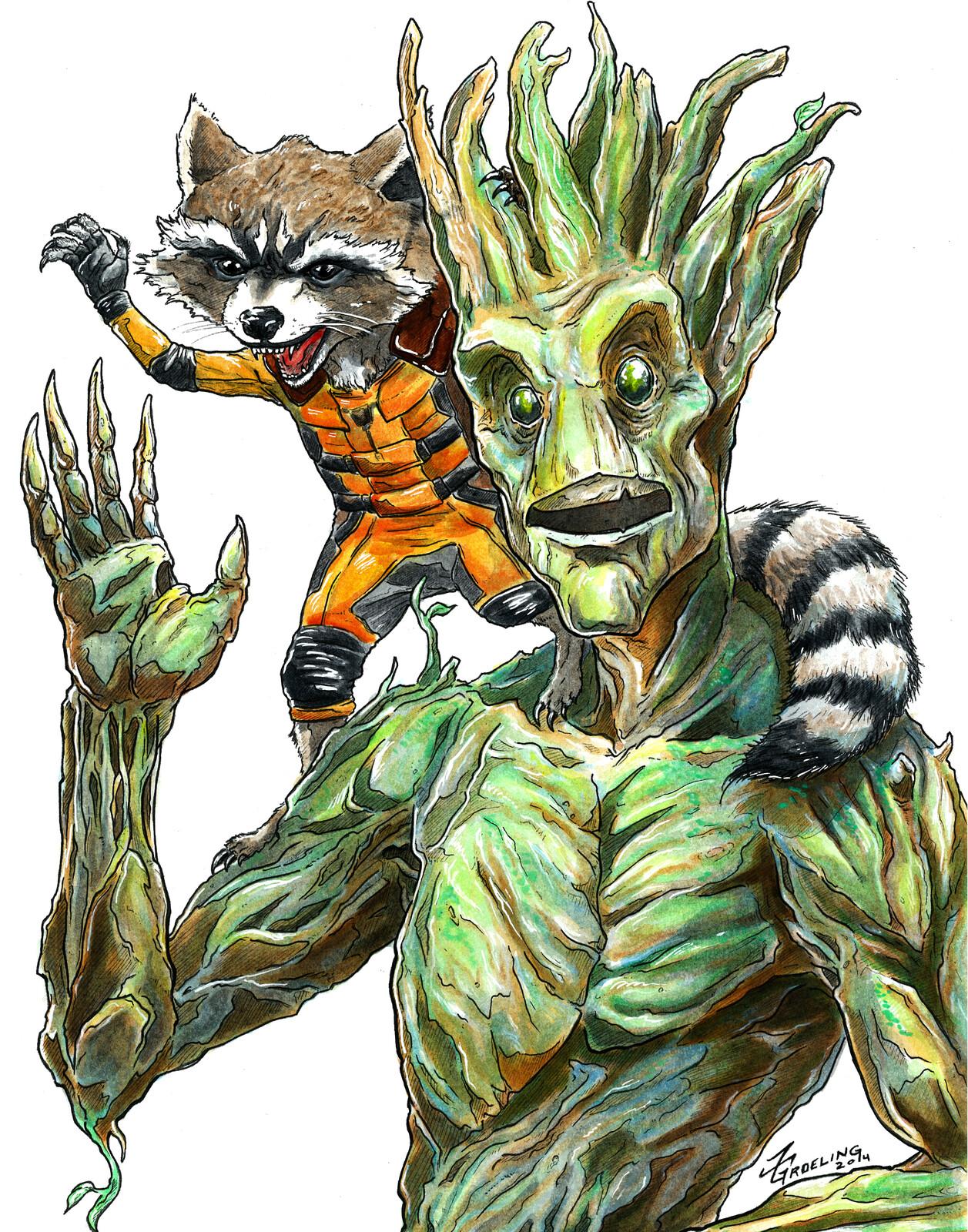 Guardians of the Galaxy - Marvel Comics